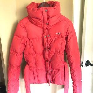 Hollister Jackets & Coats - Hollister Puffy Coat